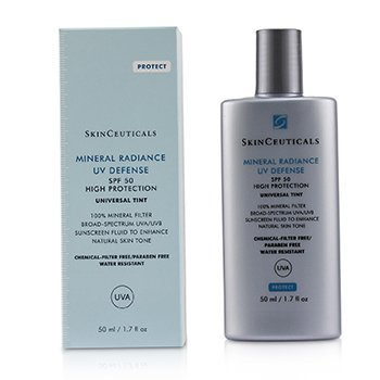 Skin Ceuticals Protect Mineral Radiance UV Defense SPF50