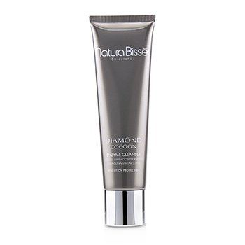 Natura Bisse Diamond Cocoon Enzyme Cleanser Deep Cleansing Mousse