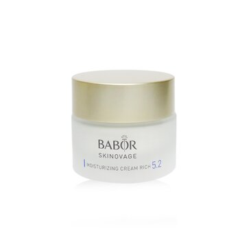 Babor Skinovage Moisturizing Cream Rich 5.2 - For Dry Skin