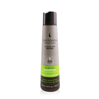 Macadamia Natural Oil Professional Ultra Rich Repair Shampoo (Coarse to Coiled Textures)