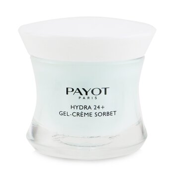 Payot Hydra 24+ Gel-Creme Sorbet Plumpling Moisturing Care - For Dehydrated, Normal to Combination Skin  (Unboxed)
