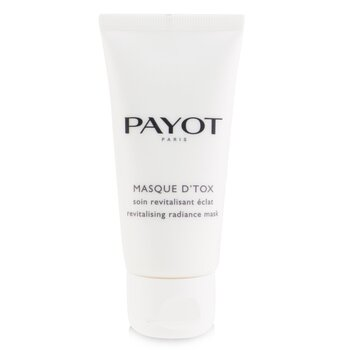 Payot Les Demaquillantes Masque DTox Detoxifying Radiance Mask (Box Slightly Damaged)