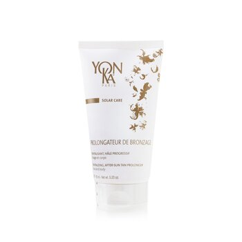 Yonka Solar Care Revitalizing, After-Sun Tan Prolonger With 3 Teas - Face & Body (Box Slightly Damaged) (Exp. Date: 05/2021)